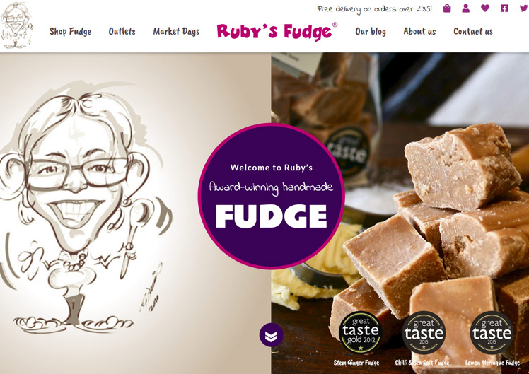 Ruby's Fudge